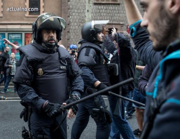 photo of Испания е готова да използва сила срещу Каталуния