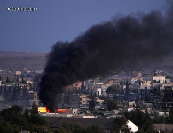 photo of Над 30 цивилни са загинали при американски въздушни удари срещу Сирия
