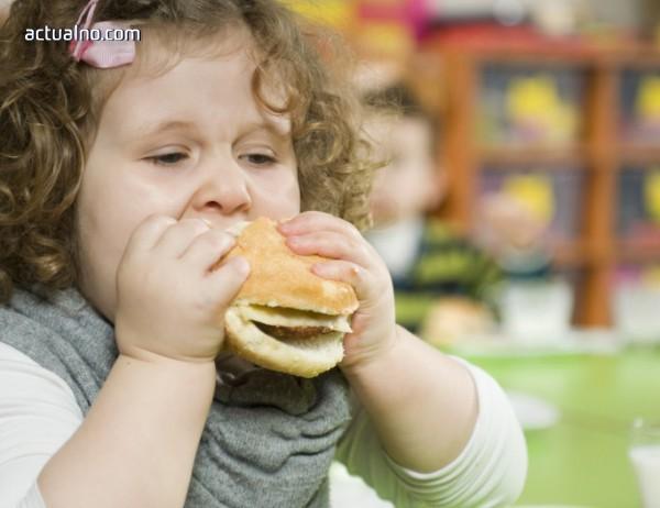 photo of Българските деца са в топ 4 на ЕС по наднормено тегло и затлъстяване
