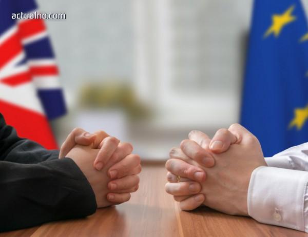 photo of Ново предложение за Brexit - да е догодина