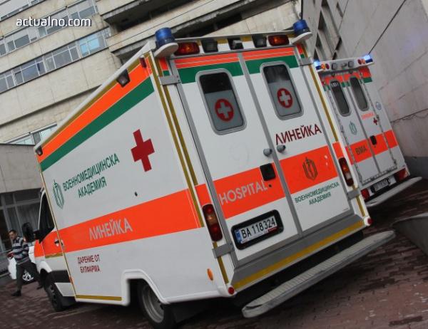 photo of ВМА се сдоби с нови линейки