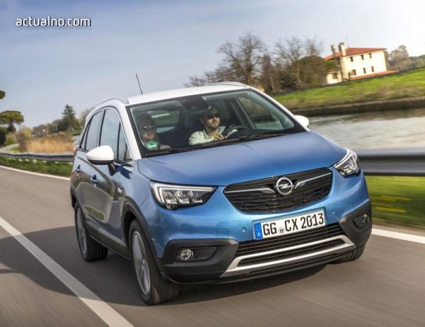 photo of Opel Crossland X: Симбиоза от френско-германската връзка (тест-драйв)