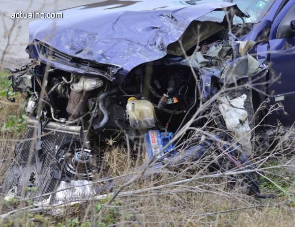 photo of Тежка катастрофа на пътя Русе-Бяла взе жертва