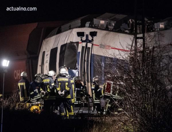 photo of Влакова катастрофа взе десетки жертви в Турция, няма данни за пострадали българи