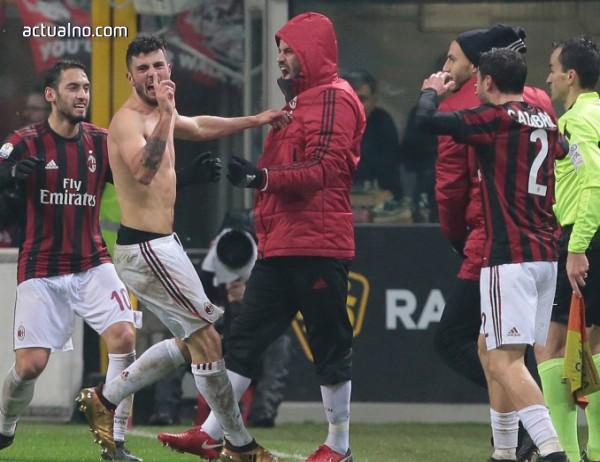 photo of Милан подчини Интер и е на полуфинал за Купата