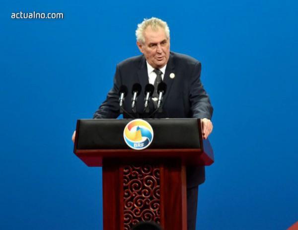 photo of Чешкият президент нападна чешкия вариант на ДАНС