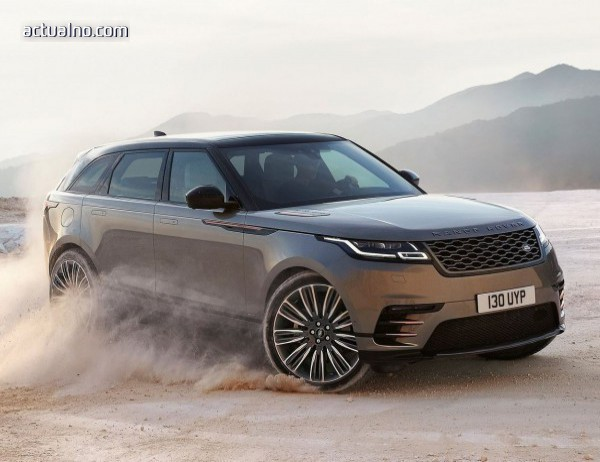 photo of Range Rover превърща Velar в конкурент на BMW X6 M
