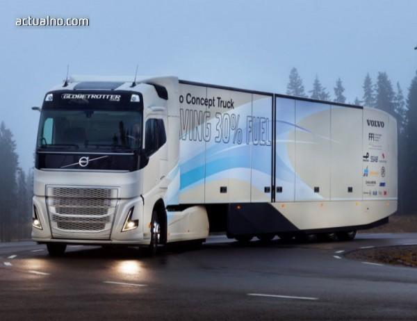 photo of Volvo ще предложи конкурент на камиона на Tesla