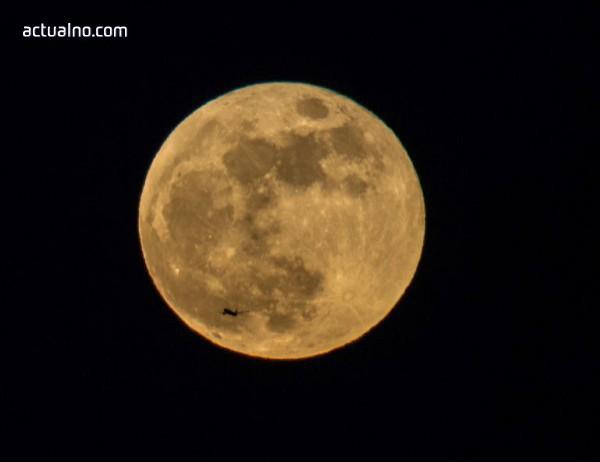photo of На 21 януари от България ще може да се наблюдава пълно лунно затъмнение