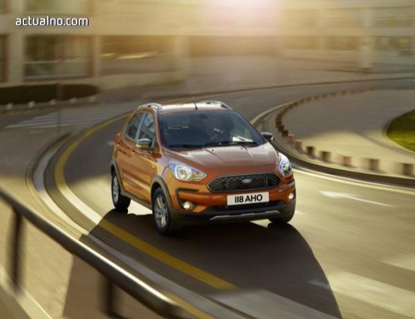 photo of Най-малкият Ford бе обновен и стана всъдеход