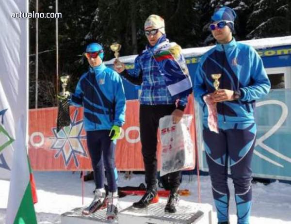"""photo of Успешен старт за ски бегачите от СК """"Банско """""""