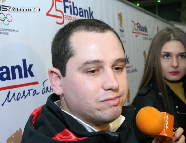 photo of Павел Ангелов е 36-и след втория манш в Пьонгчанг