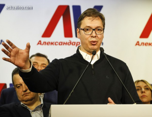 photo of Вучич: Харадинай е прав - САЩ ще застанат зад Косово при военен конфликт
