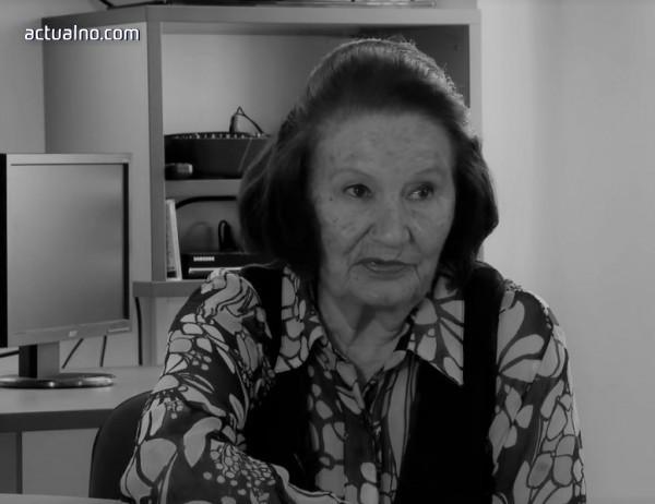 photo of Почина Ирина Акташева - една от първите жени режисьори у нас
