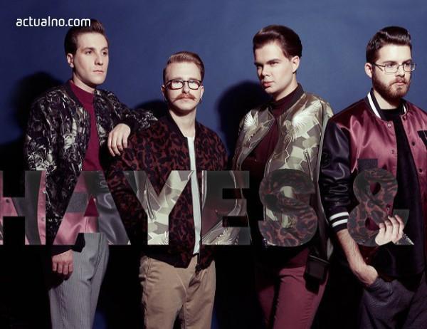 photo of HAYES & Y с нов сингъл и голям концерт в Sofia Live Club