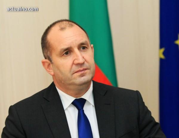 """photo of Радев иска доставка на руски газ през Черно море с името """"Български поток"""""""