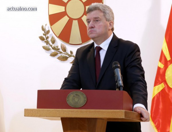 photo of Албанска закана към Георге Иванов заради името на Македония: Може да отидеш на съд