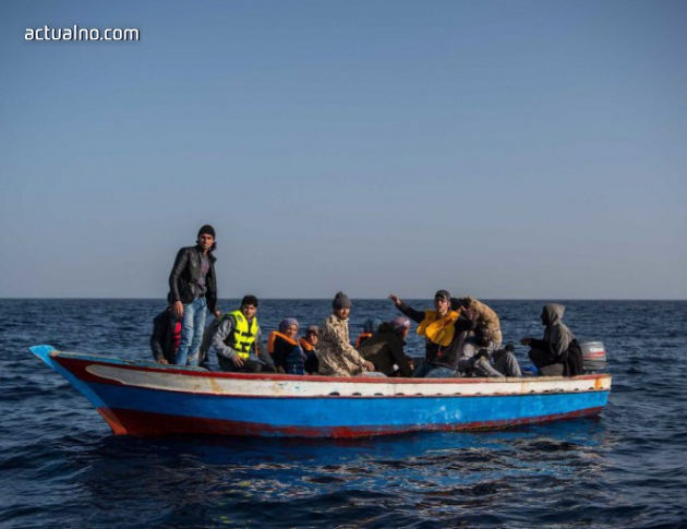 photo of Стотици хора вероятно са се удавили при опит да стигнат от Либия в Европа