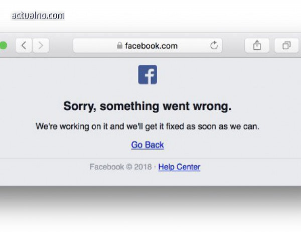 photo of Facebook се срина в САЩ и Русия