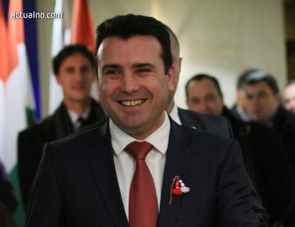 photo of Заев: Георге Иванов не може да спре европейския път на Македония