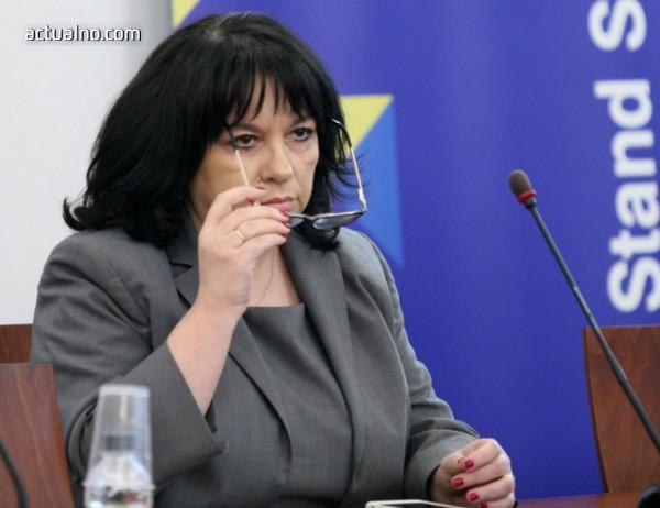 """photo of Теменужка Петкова призна: """"Газпром"""" не ни е казал официално, че """"Турски поток"""" ще дойде"""