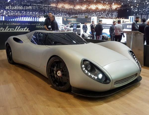 photo of Появи се нов кандидат за най-бърз автомобил на планетата
