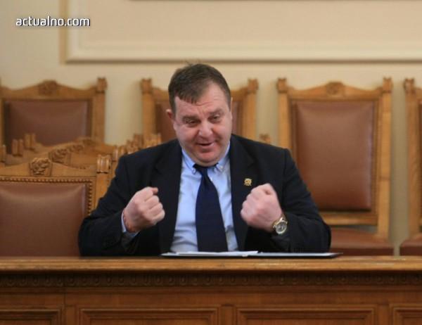 photo of Каракачанов пак с тирада против мигрантите, иска още пари от ЕС, без да отчита вече дадените