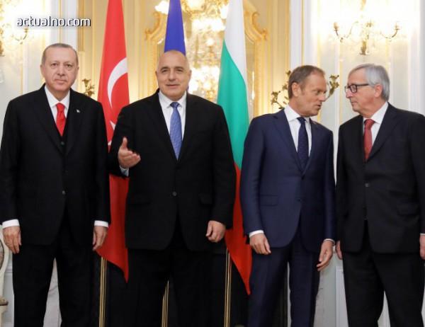 photo of ЕС - Турция – една заредена с напрежение среща