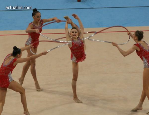 photo of Жалко! България изпусна златото на Световното по художествена гимнастика