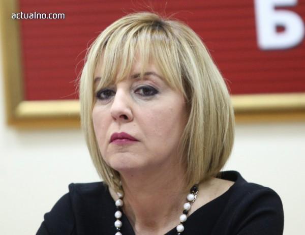 photo of Манолова с жалба заради забрана пенсионери да работят държавна работа