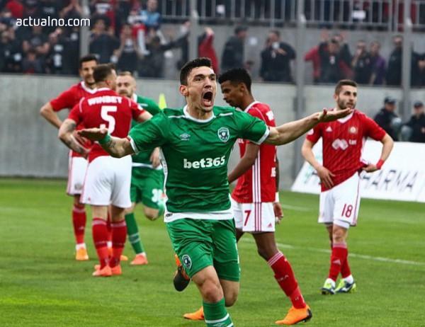 photo of ЦСКА не се предаде срещу Лудогорец, но не успя да обърне шампионите