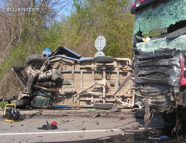 photo of Почина румънският шофьор от катастрофата край Мездра