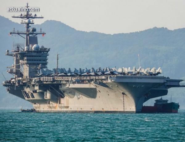 photo of Тръмп доволен - Иран вече не прави провокации срещу американски военни кораби