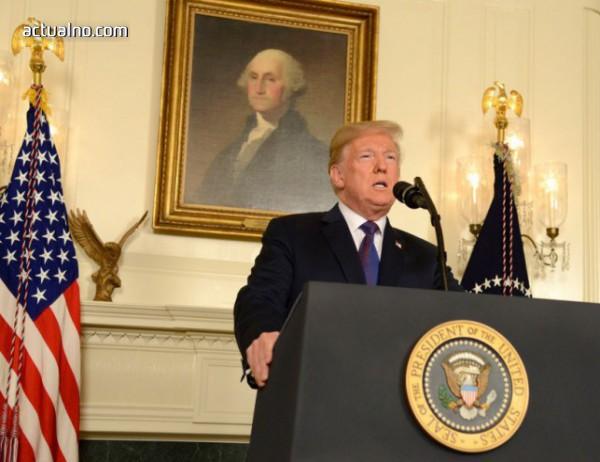 photo of Тръмп иска други да поемат бремето за Сирия