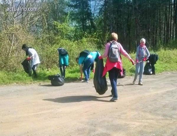 photo of Проведе се традиционната кампания за пролетно почистване на община Тетевен