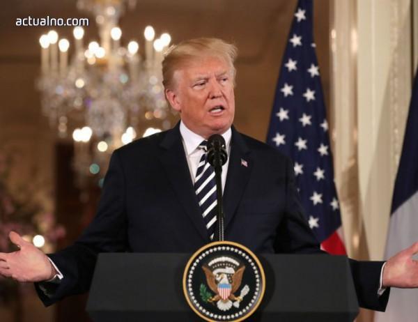 photo of Тръмп изтегля САЩ от историческия договор с Русия за ракетите със среден обсег