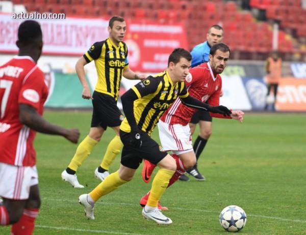 photo of Ботев победи ЦСКА и връчи титлата на Лудогорец