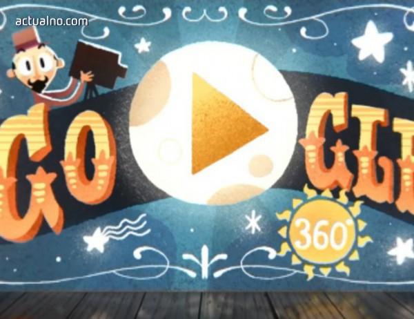 photo of Google почете кинотвореца Жорж Мелиес (ВИДЕО)