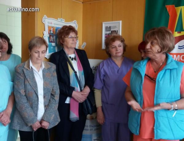 """photo of Бебешкото отделение в Смолян получи оборудване от """"Жълти стотинки"""""""