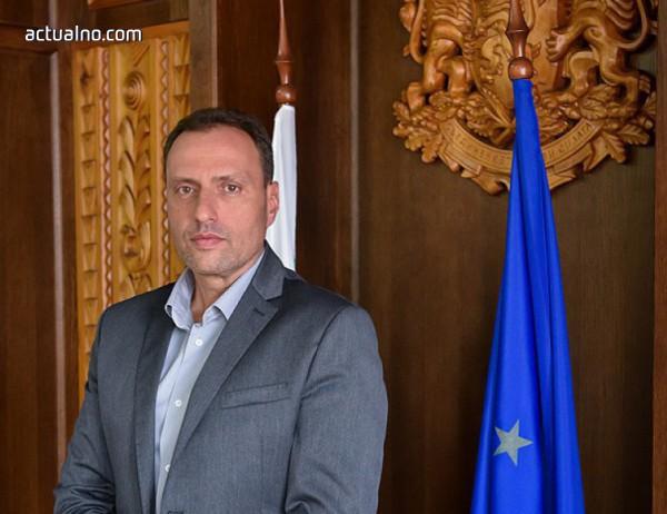 photo of Кметът на Община Банско честити Деня на Европа