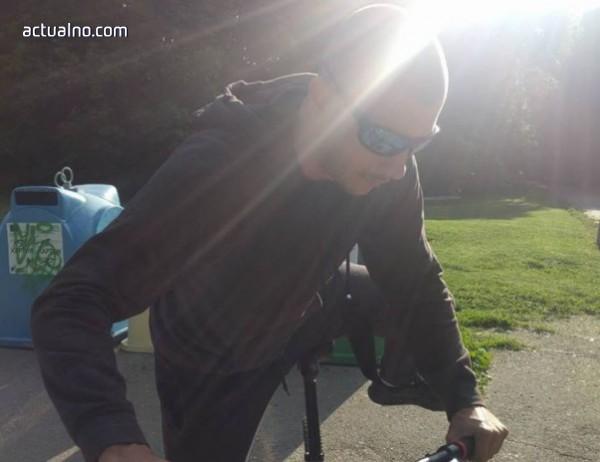 photo of Майката на колоездача, прегазил дете в Южния парк, с уникално обяснение