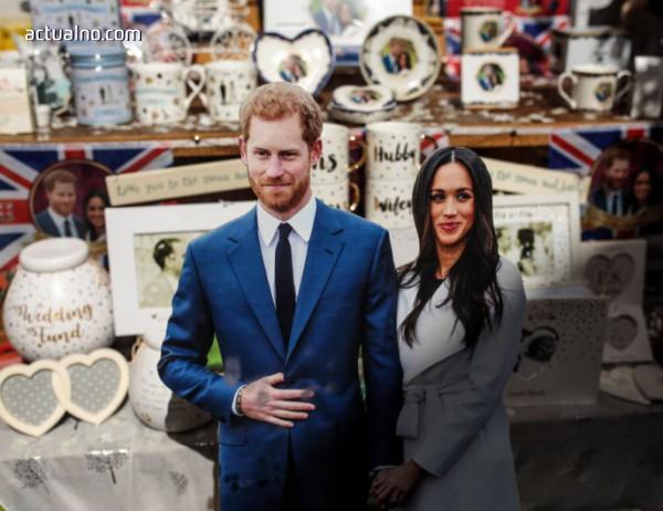 photo of Странните жестове на почит за кралската сватба на Хари и Меган (СНИМКИ)