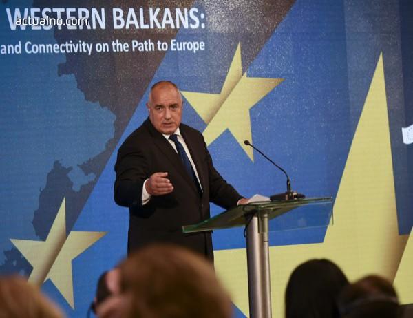 """photo of """"Ханделсблат"""": Борисов се мъчи да вкара Западните Балкани в ЕС, но среща отпор"""