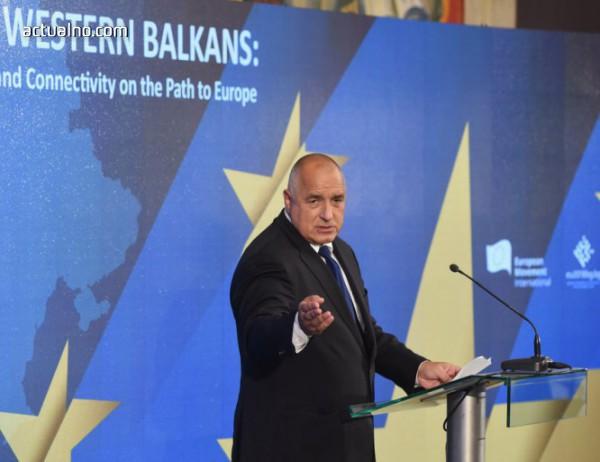 """photo of Борисов се извини за """"чудовищния трафик"""" заради срещата на върха на ЕС"""