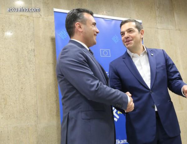 photo of Ципрас: Надявам се моят приятел Заев да спечели референдума