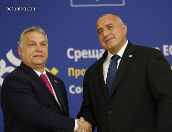 photo of Орбан пише писмо на Борисов