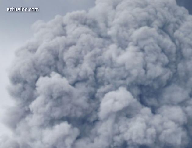 photo of Вулкан в Перу тръгна да изригва, наредена е масова евакуация (ВИДЕО)