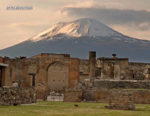 photo of Учени разкриха ужасната смърт на жителите на Помпей