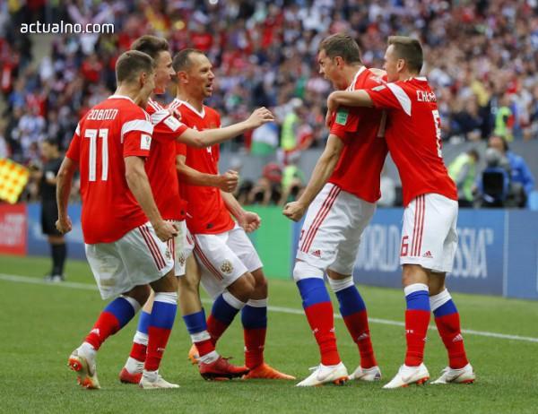 photo of Русия разгроми Саудитска Арабия с 5:0 на старта на Световното