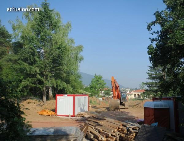 photo of Пореден съмнителен строеж в София, този път в Симеоново (СНИМКИ)
